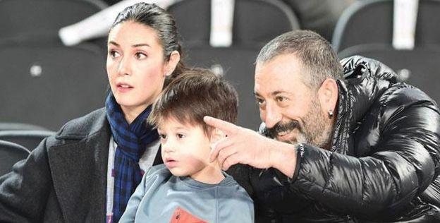 Ahu Yağtu, Cem Yılmaz ve 8 yaşındaki oğulları Kemal