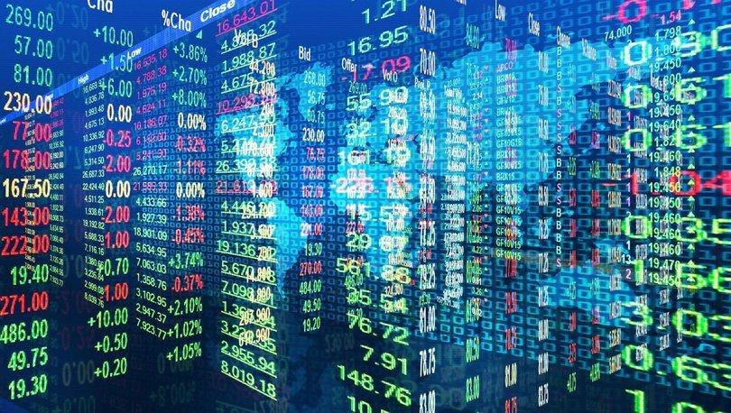 Borsalardaki işlem hacmi yüzde 45 arttı