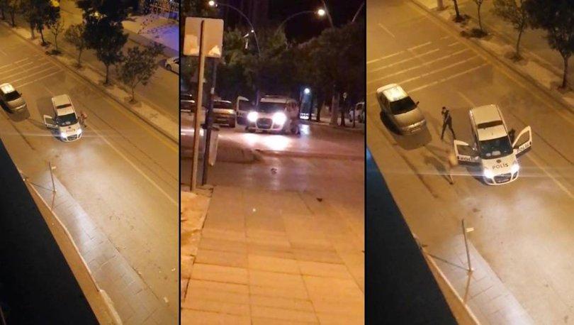 DEHŞET! Son dakika: Polise saldıran suç makinesi vurularak durduruldu - Haberler