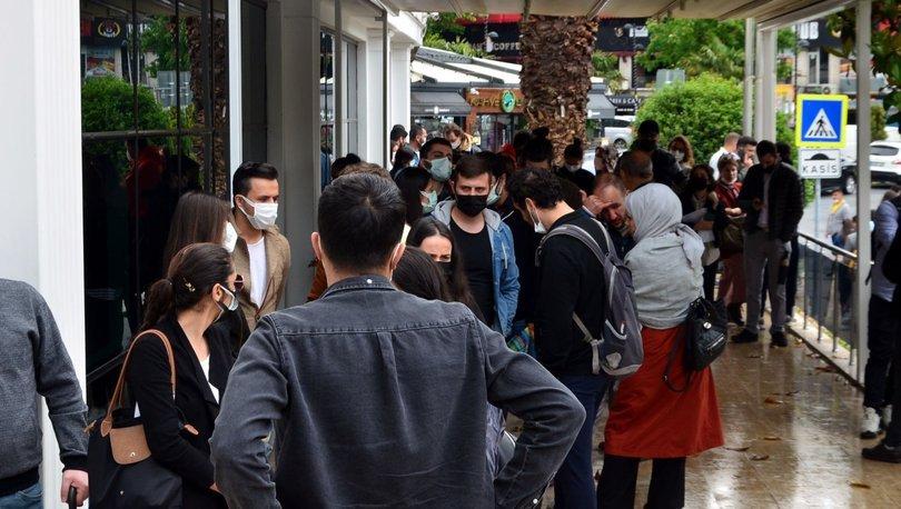 SON DAKİKA: Evlendirme dairesi önünde kuyruk - Haberler