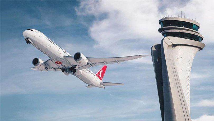 İstanbul Havalimanı ve THY, Avrupa'da zirveyi bırakmıyor