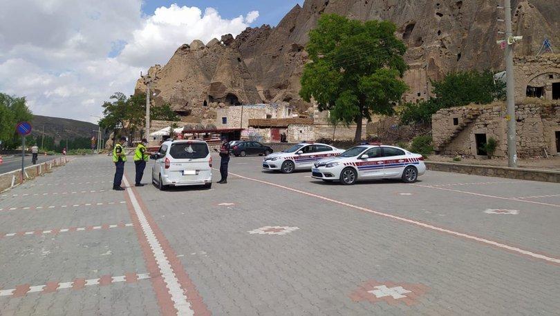 Son dakika haberleri! Şüpheli TIR'da yakalanadılar! 92 kişi...