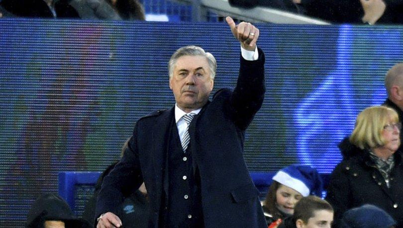Real Madrid Ancelotti'yi açıkladı