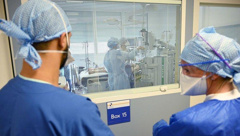 Son dakika... Koronavirüs salgınında yeni vaka sayısı 7 bin 112
