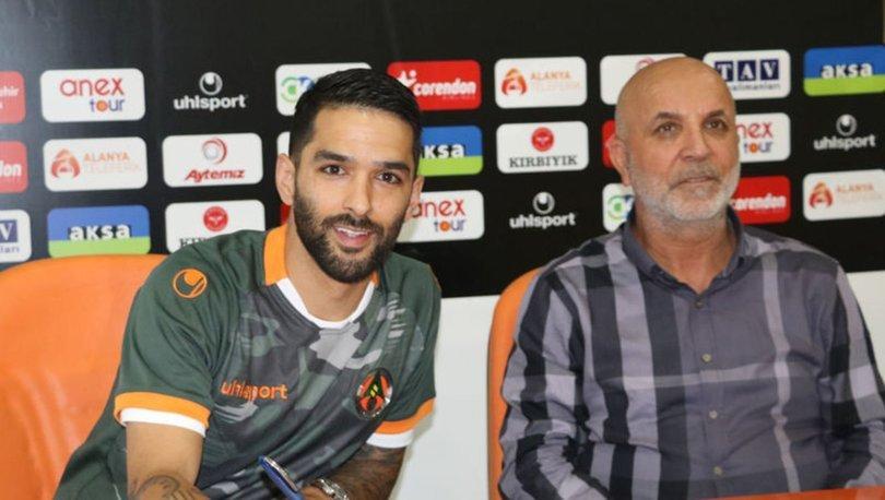 Alanyaspor, Candeias ile 2 yıllık sözleşme imzaladı