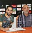 AYTEMİZ Alanyaspor yeni sezonun ilk transferini Candeias ile gerçekleştirdi. Alanyaspor, Portekizli oyuncuyla 2 yıllık sözleşme imzaladı