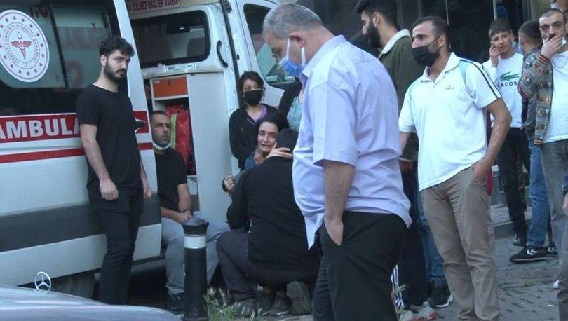 Eyüpsultan'da bir kafeteryaya silahlı saldırı: 1 ölü, 2 yaralı