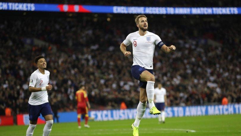 İngiltere Milli Takımı'nın EURO 2020 kadrosu açıklandı