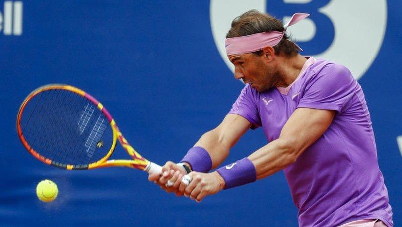 Nadal, Fransa Açık'taki ilk maçını set vermeden kazandı