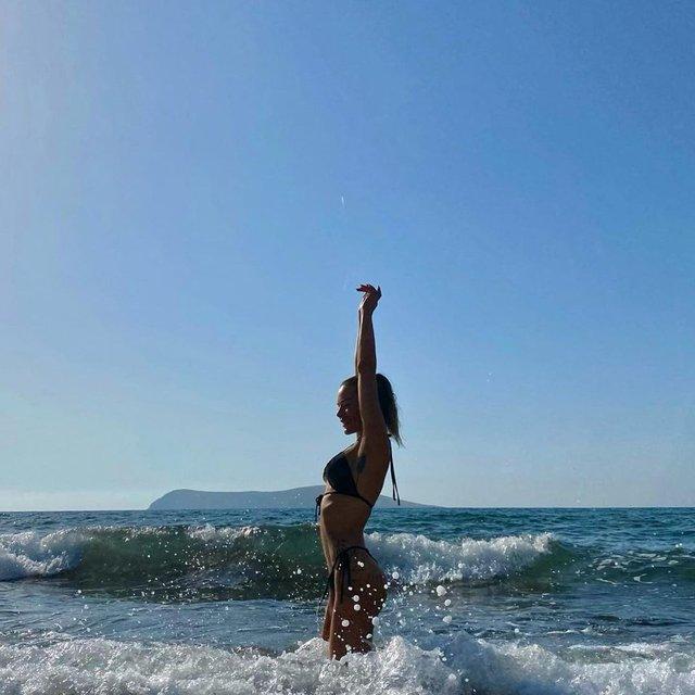 Irmak Ünal: En sevdiğim mevsim, hoş geldin - Magazin haberleri