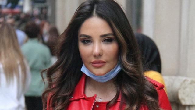 Esra Balamir'in yüzüne ne oldu? - Magazin haberleri