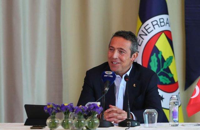 Son Dakika Haberi - Fenerbahçe'nin YENİ TEKNİK DİREKTÖRÜ - Ali Koç'un anlattığı hocanın ismi...