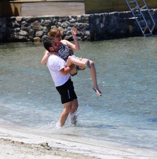 Sinan Akçıl: Fit bir vücutla denize gireceğim - Magazin haberleri