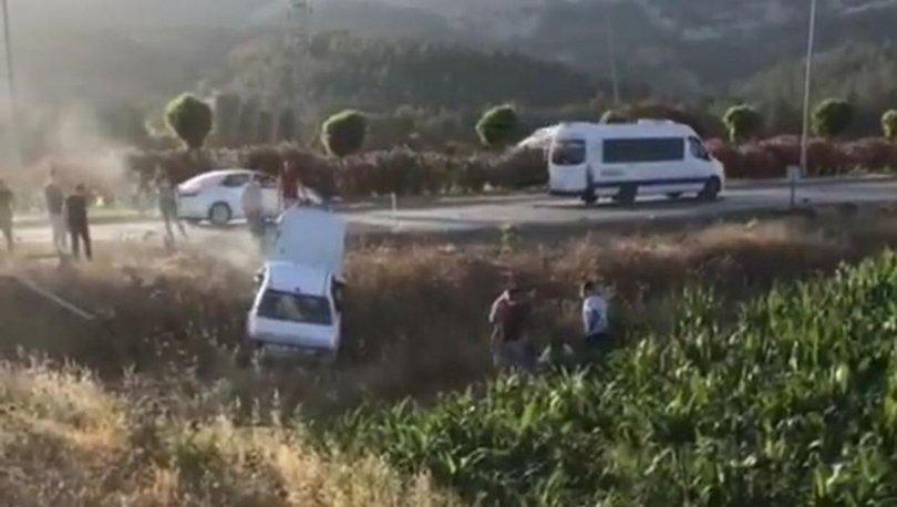 Hatay'da zırhlı askeri araç zincirleme kazaya karıştı: 2 ölü, 5 yaralı