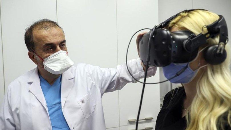 Vertigo tedavisinde sanal gerçelik gözlüğü dönemi! İlaçsız tedavi sağlıyor