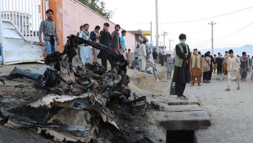 SON DAKİKA: Afganistan'ın başkenti Kabil'de peş peşe bombalı saldırılar!