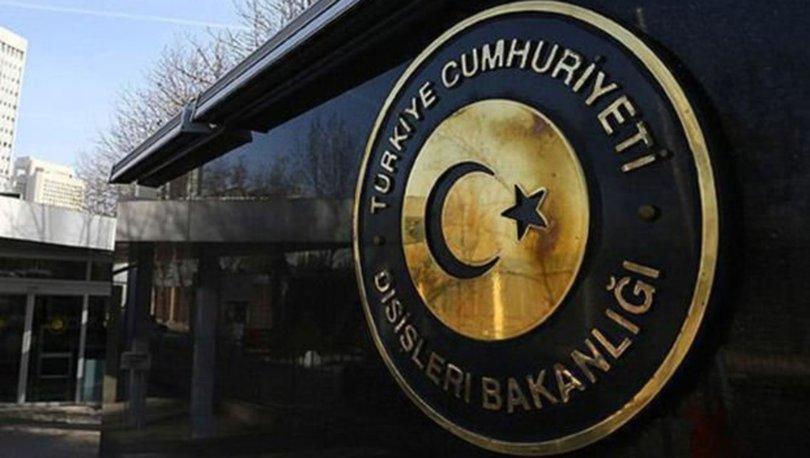 SON DAKİKA: Türkiye'den İsrail'in yerleşim faaliyetlerine tepki - Haberler