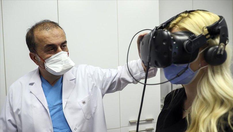 Sanal gerçeklik teknolojisi ilaç kullanımına gerek kalmadan vertigoyu tedavi ediyor - Haberler