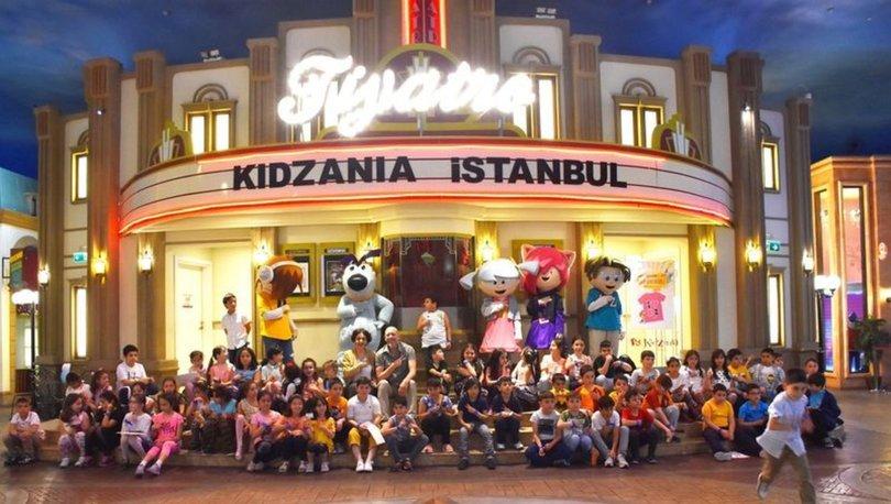 KidZania İstanbul 4 Haziran tarihinde kapılarını açıyor