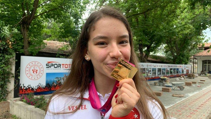 Ayşe Begüm Onbaşı: Olimpiyat altını hayal değil artık