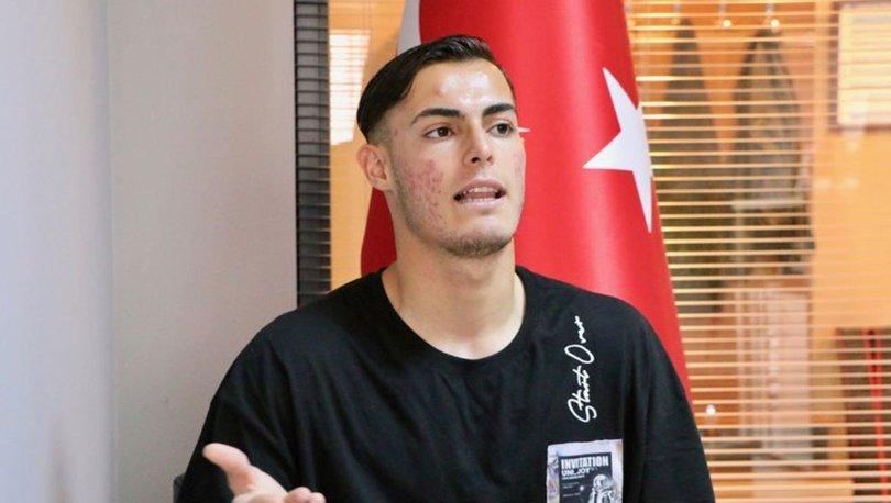 Avusturya liginin Türk golcüsü Metehan Altunbaş'ın idolü Burak Yılmaz