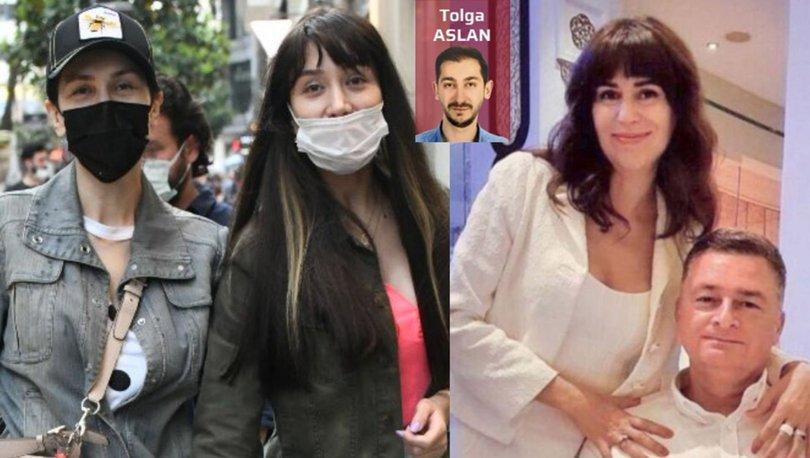 Burçe Gürsel-Rıfat Sarıcaoğlu aşkı devam ediyor! Yasak aşk... - Magazin haberleri