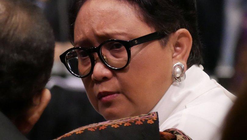 Endonezya Dışişleri Bakanı: ''ASEAN, Myanmar'a derhal bir elçi atamalı.''