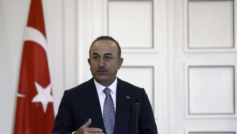 SON DAKİKA: Dışişleri Bakanı Mevlüt Çavuşoğlu: İsrail'in yanlış politikalardan vazgeçmesi lazım!