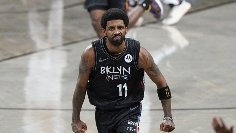NBA'de Nets, Celtics karşısında seriyi 4-1 üstün bitirdi