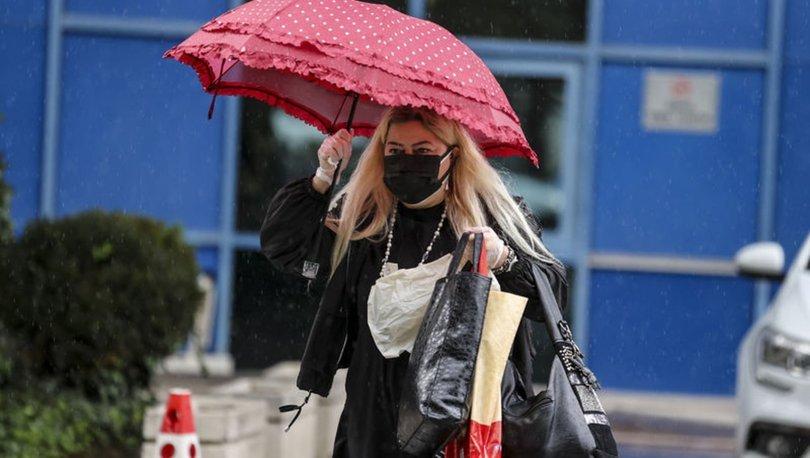 DİKKAT! Son dakika HAVA DURUMU 2 Haziran: 4 bölge için yağmur uyarısı - Meteoroloji