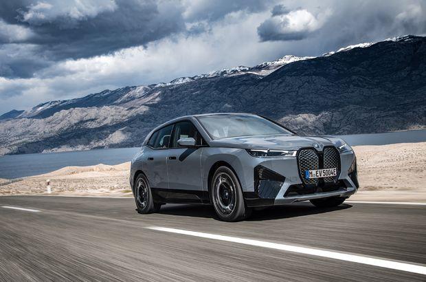 BMW'den Türkiye'de elektrik atağı!