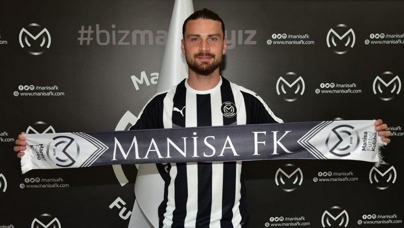 TFF 1. Lig ekibi Manisa, Sadi Karaduman'ı renklerine kattı