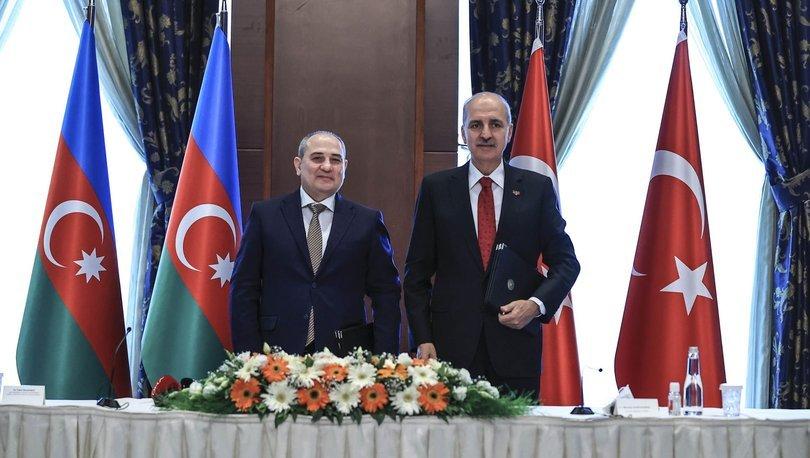 AK Parti ile Yeni Azerbaycan Partisi arasında protokol - Haberler