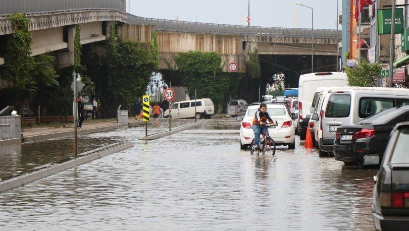 SON DAKİKA: İki kenti sağanak yağış vurdu! - Haberler