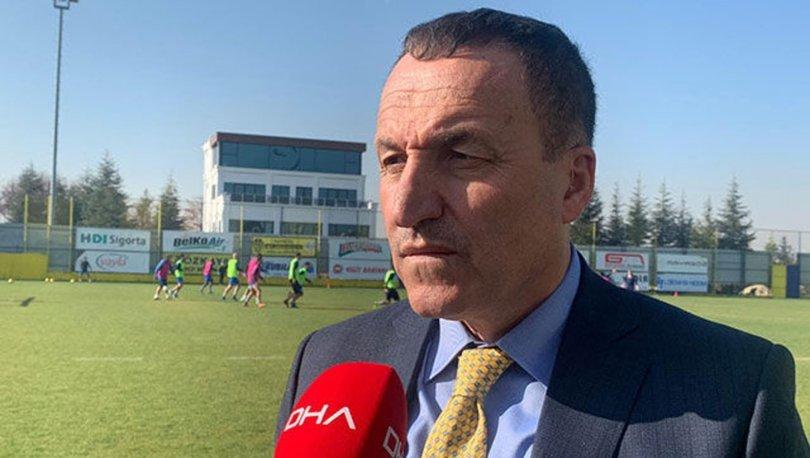 MKE Ankaragücü'nde Faruk Koca başkan adaylığını açıkladı