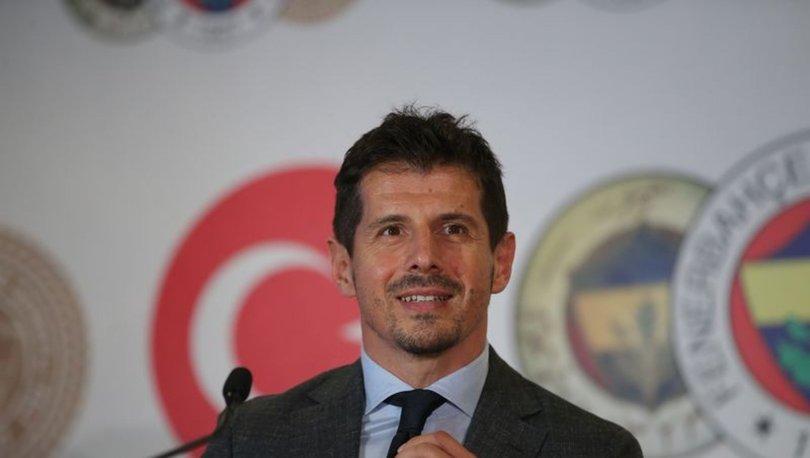 Emre Belözoğlu, Fenerbahçe'ye veda etti