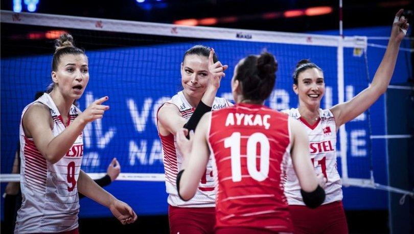 Çin: 0 - Türkiye: 3 | MAÇ SONUCU