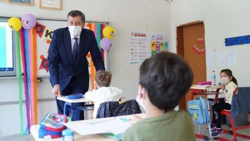 Okullar ne zaman açılacak? Hangi sınıflar yüz yüze eğitime başlayacak? MEB Açıkladı