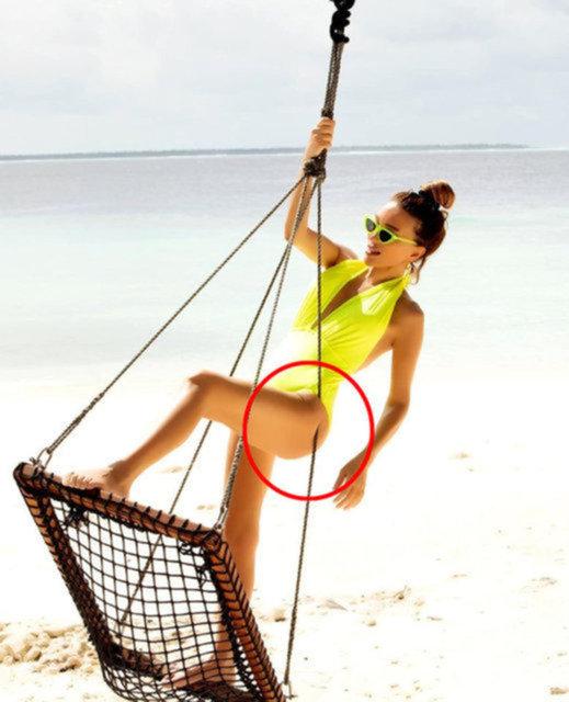 Photoshop skandalı! Seren Serengil son paylaşımıyla sosyal medyanın diline düştü! - Magazin haberleri