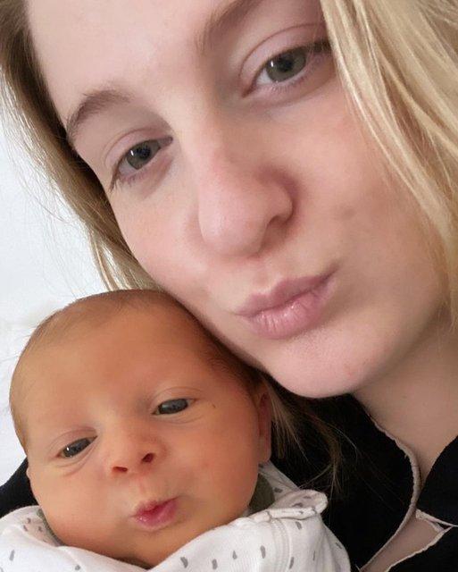 Meghan Trainor: Oğlum doğduğunda normal nefes almıyordu - Magazin haberleri
