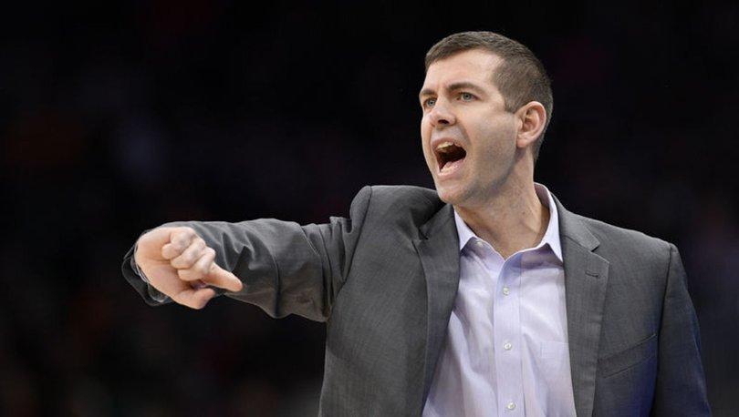 Boston Celtics'in başantrenörü Stevens, takımda yönetici oldu