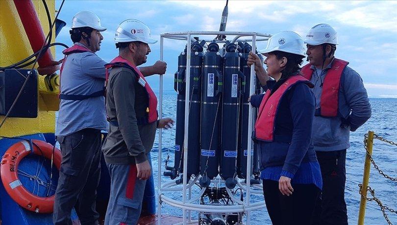 Marmara Denizi'nde deniz salyasıyla mücadele: ODTÜ araştırma gemisi göreve başladı!