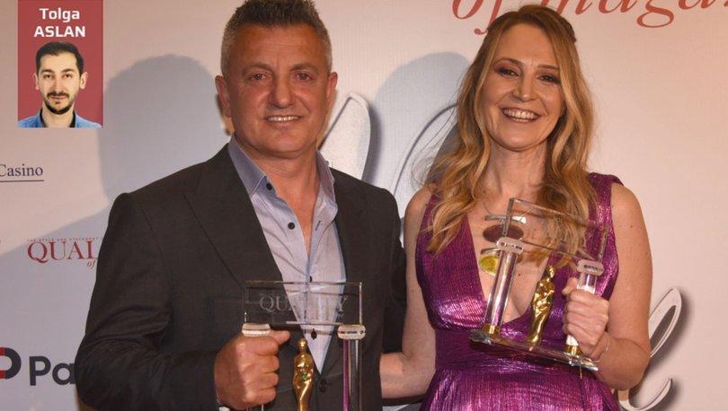 Ciner Medya Grubu'na 2 ödül - Magazin haberleri