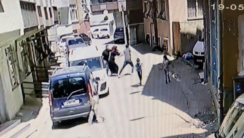 EV SAHİBİ DEHŞETİ! Son dakika: Ev sahibi kiracısını sokakta bıçakladı! - VİDEO HABER