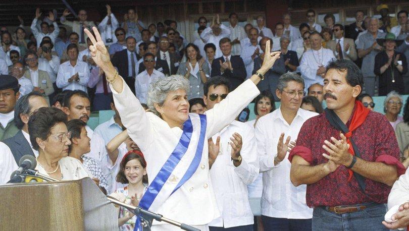 Nikaragua'da muhalefet adayı tutuklandı