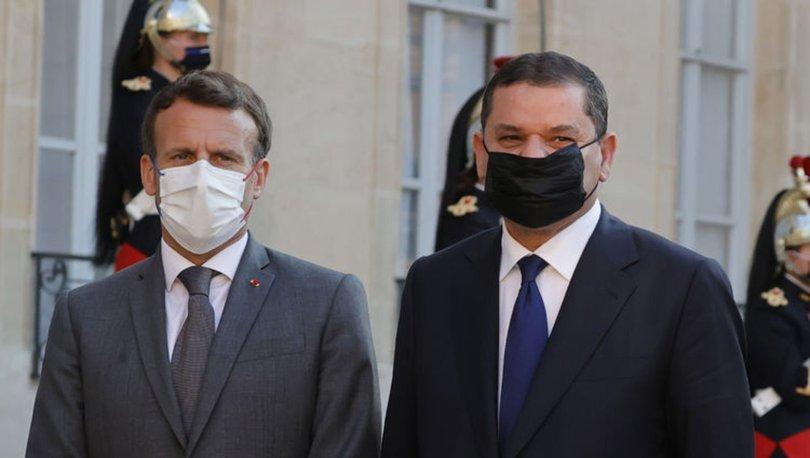 SON DAKİKA: Fransa Cumhurbaşkanı Macron'dan Libya'da Türkiye açıklaması! - Haberler