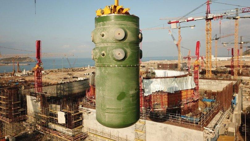 Bakan Dönmez: Cumhuriyetimizin 100. yılı nükleer enerji ile taçlanacak