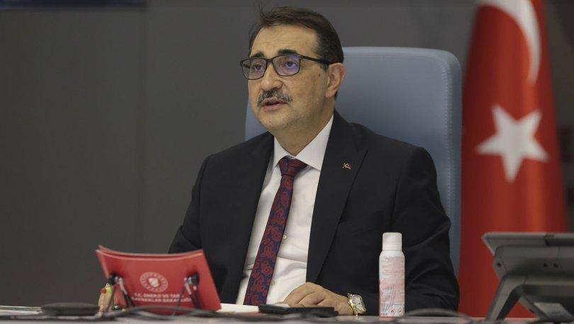 Bakan Dönmez: Türkiye'yi yenilenebilir enerjinin teknoloji ve üretim merkezi yapmaya kararlıyız