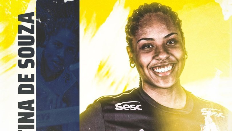 Fenerbahçe Opet Kadın Voleybol Takımı, Brezilyalı smaçör Ana Cristina'yı kadrosuna kattı