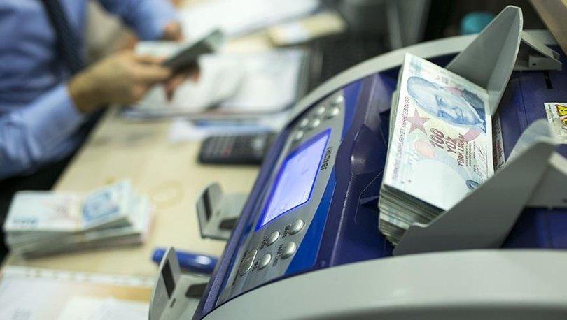 Bankacılık sektörü kredi hacmi geçen hafta 3 trilyon 850 milyar oldu